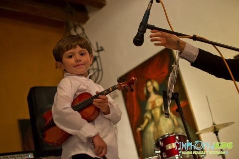 clases de violin simphonykids